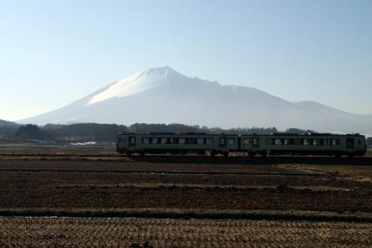 北森駅(花輪線)
