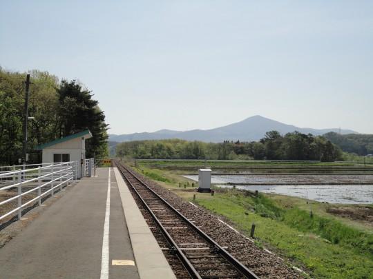 東大更駅(ひめかみ)