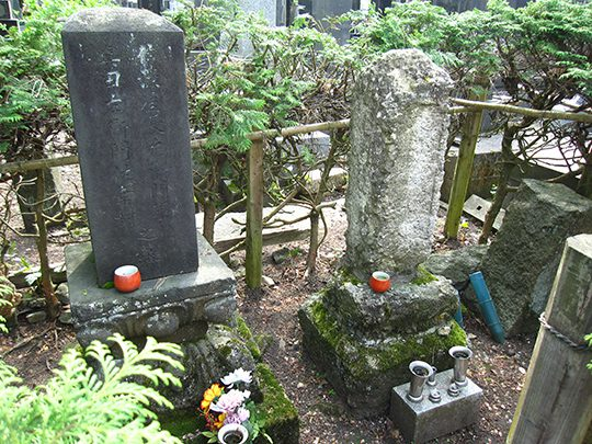 真田幸村の墓(一心院)